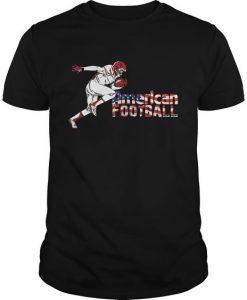 American Football Style T Shirt EL01