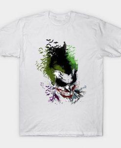 Arkham Laugh Joker T-Shirt AZ01