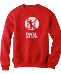 Ball Sweatshirt EM01