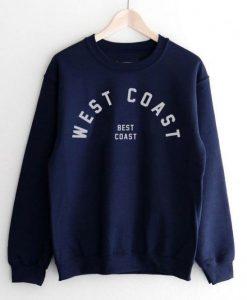 Best Coast Sweatshirt FD