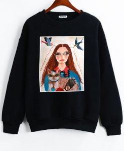 Black Sweatshirt VL01