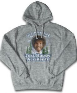 Bob Ross Collection Hoodie EL29