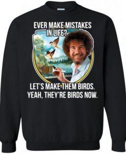 Bob Ross ever make mistakes EL29