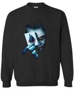 Body building joker Sweatshirts AZ01