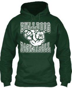 Bulldogs Basketball Hoodie EM01