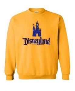 Castle Disneyland Sweatshirt FD