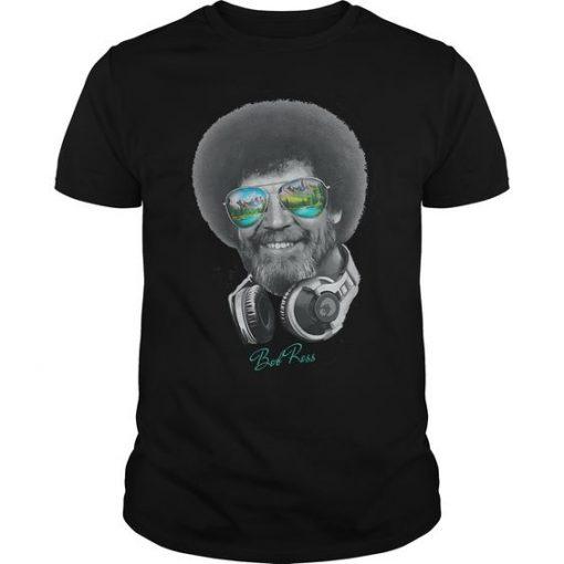 DJ Bob Ross Officially T-Shirt EL29