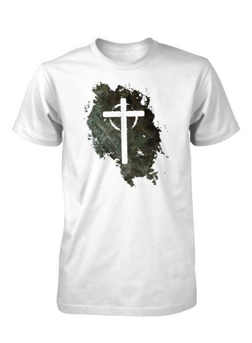 Jesus Vive Cruz T-Shirt FR29