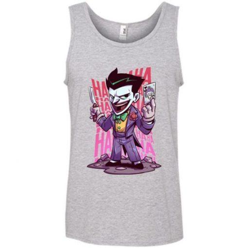 Joker Chibi Haha Tank Top AZ01