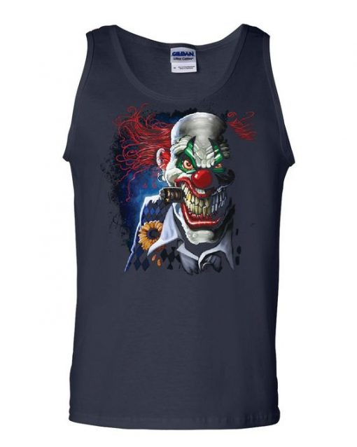 Joker Clown Tank Top AZ01