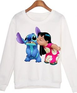 Stitch Disney Sweatshirt FD