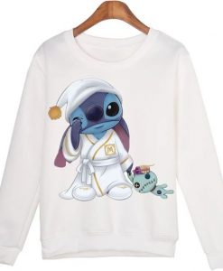 Stitch Moleton Sweatshirt AZ30