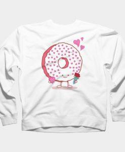 The Donut Valentine Sweatshirt AZ30