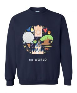 The World Sweatshirt FD