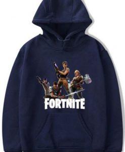 Trendy Game FORTNITE Figure hoodie ER01