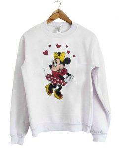 Vintage Minnie Disney Sweatshirt FD