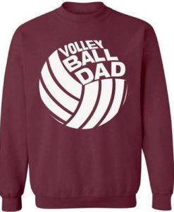 Volleyball Dad Sweatshirt EM01