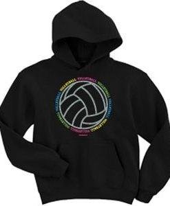 Volleyball Hoodie EM01