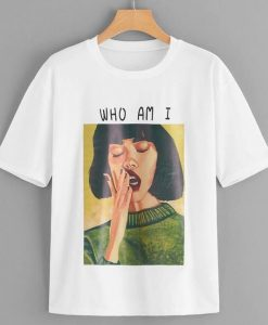 Who Am I Tee T-Shirt VL01