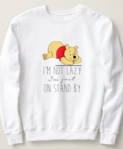 Winnie the Pooh Sweatshirt AZ30