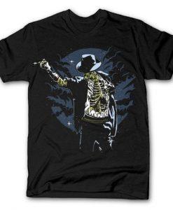 Zombie Pop Line Design T-Shirt DV29