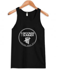 5 Second Of Summer Tank Top EL29N