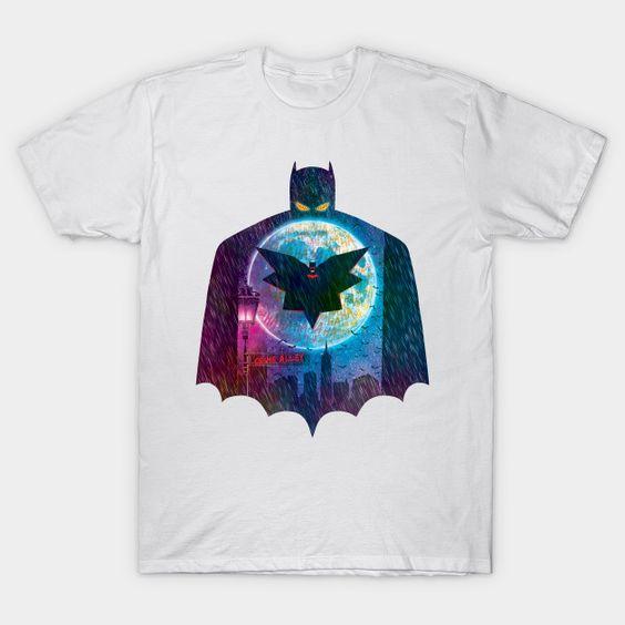 A Dark Night Of Laughter T-Shirt N26AR