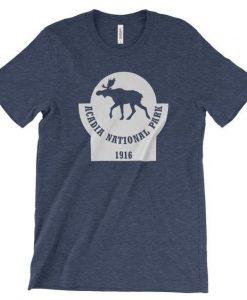 Acadia National Park Adventure Tshirt ER1N