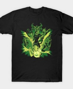 Alien Hero Tshirt EL4N