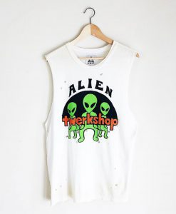 Alien Twerkshop Tank-top EL29N