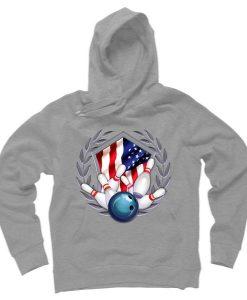 American Bowling Hoodie EL01