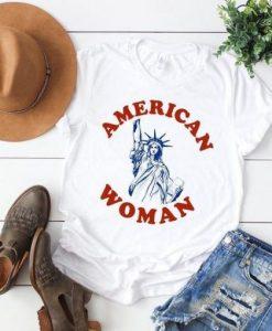 American Woman T-Shirt VL14N