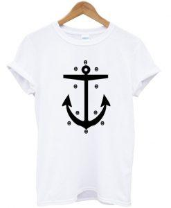 Anchor Logo Tshirt EL29N