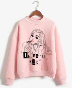 Ariana Thank U Next Sweatshirt FD30N