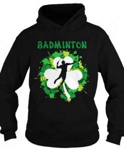 Badminton Sport Hoodie EL01