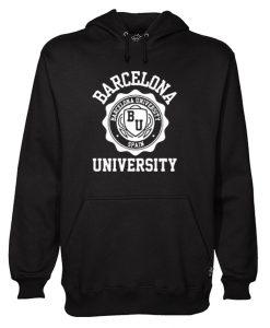 Barcelona University Hoodie EL29N
