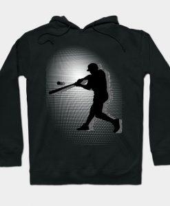Baseball Player Hoodie EL01