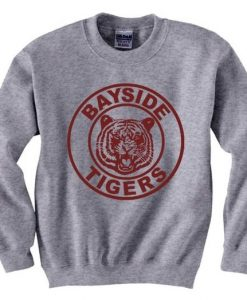 Bayside Tigers Sweatshirt FD30N
