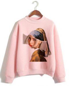 Billie Eilish Casual Sweatshirt FD30N