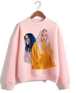 Billie Eilish Friends Sweatshirt FD30N