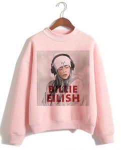 Billie Eilish Funny Sweatshirt FD30N