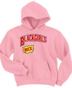 Black Girl Rocks Hoodie EL29N