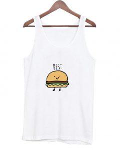 Burger Best Friends Tanktop EL29N