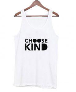 Choose Kind Tank-top EL29N