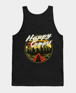 Happy Camper Tank Top N27EM