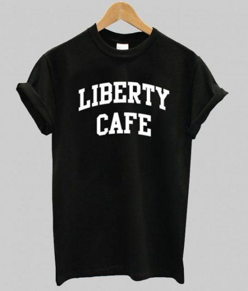 Liberty cafe t shirt N8EL