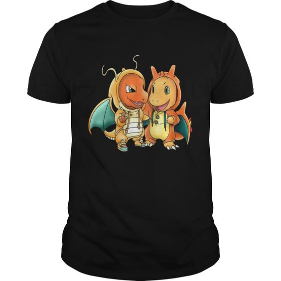 Pretty Pokemon baby Tshirt FD30N