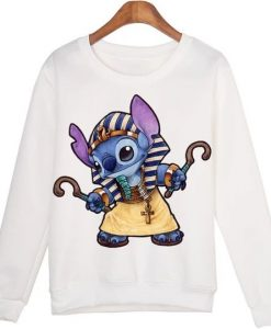 Stitch Moleton Sweatshirt FD30N