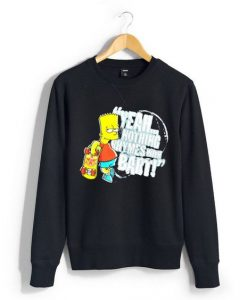 The Simpsons Bart Sweatshirts FD30N