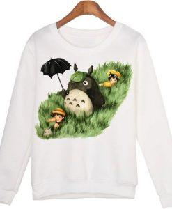 Totoro Casual Sweatshirts FD30N